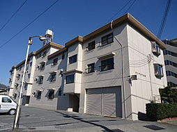 滋賀県彦根市芹川町の賃貸マンションの外観