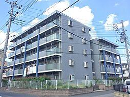 千葉県鎌ケ谷市道野辺本町1丁目の賃貸マンションの外観