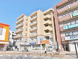 神奈川県藤沢市下土棚の賃貸マンションの外観