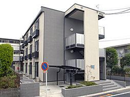埼玉県さいたま市南区文蔵5丁目の賃貸アパートの外観