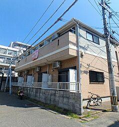 福岡県福岡市城南区別府3丁目の賃貸アパートの外観