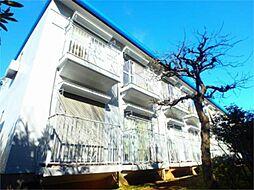 東京都多摩市永山1丁目の賃貸アパートの外観