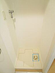 ルネッサンス21久留米六ツ門の室内洗濯機置場