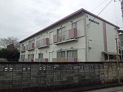 埼玉県入間市宮前町の賃貸アパートの外観