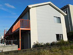 神奈川県海老名市河原口3の賃貸アパートの外観