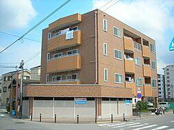 大阪府豊中市二葉町1丁目の賃貸マンションの外観