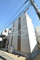 大阪府大阪市鶴見区横堤1丁目の賃貸アパートの外観