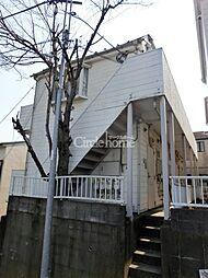 ピュアハウス三ツ沢下町[1階]の外観