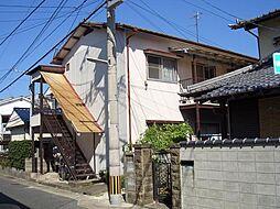 小田部アパート[201号室]の外観