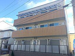 AJ新鎌ヶ谷II[1階]の外観