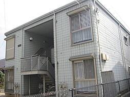埼玉県桶川市南2丁目の賃貸マンションの外観