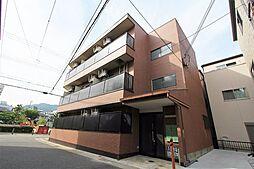 パークヒルズ神戸Ⅱ[3階]の外観