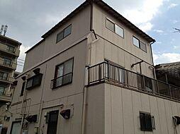 初富マンション[2階]の外観
