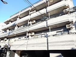 東京都北区豊島7丁目の賃貸マンションの外観