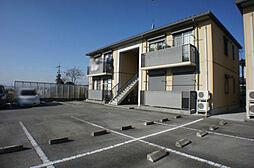 栃木県下都賀郡壬生町表町の賃貸アパートの外観