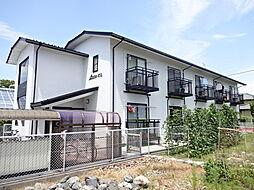 滋賀県長浜市列見町の賃貸アパートの外観