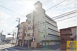 千葉県千葉市花見川区幕張町4の賃貸マンションの外観