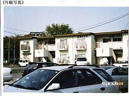 古澤ハイツ[201号室]の外観