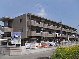 栃木県塩谷郡高根沢町大字宝積寺の賃貸マンションの外観