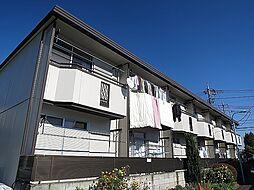 東京都杉並区高井戸東2丁目の賃貸アパートの外観