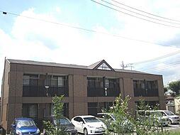 埼玉県川口市大字安行慈林の賃貸アパートの外観