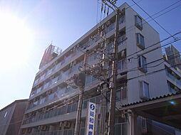 大阪府大阪市北区大淀北1丁目の賃貸マンションの外観