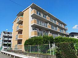 ビュ−ラ−88[4階]の外観