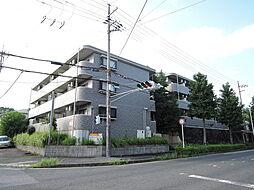 グランシャリオA棟[1階]の外観