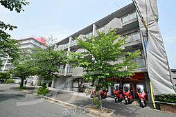 大阪府吹田市山田南の賃貸マンションの外観