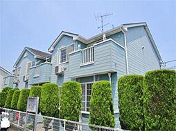 神奈川県相模原市緑区町屋4丁目の賃貸アパートの外観