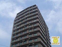 ライオンズマンション市川シティ[8階]の外観