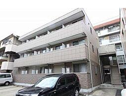 神奈川県横浜市神奈川区神奈川本町の賃貸マンションの外観