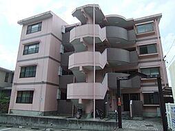 愛知県豊田市平芝町6丁目の賃貸アパートの外観