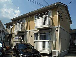 ベア−レ高屋敷[101号室]の外観