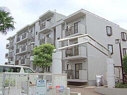 神奈川県川崎市高津区久末の賃貸マンションの外観