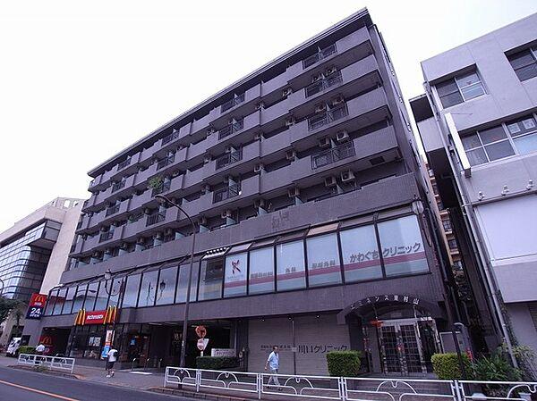 東京都東村山市本町2丁目の賃貸マンション