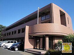 千葉県船橋市夏見台2丁目の賃貸マンションの外観