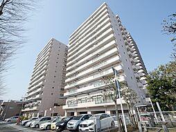 神奈川県厚木市厚木町の賃貸マンションの外観