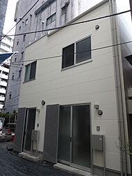 東京都台東区下谷2丁目の賃貸アパートの外観