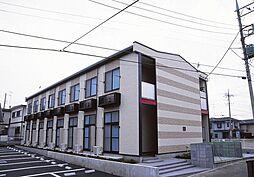 神奈川県海老名市大谷北4丁目の賃貸アパートの外観
