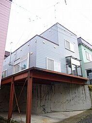 [一戸建] 北海道小樽市最上2丁目 の賃貸【/】の外観