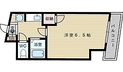 サニーガーデン[5階]の間取り