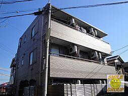 千葉県船橋市海神2丁目の賃貸マンションの外観