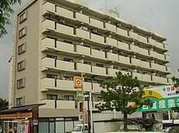 鶴見緑地道端マンション[603号室]の外観