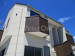 アパートメントノア[2階]の外観