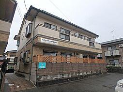 ハッピーエステートモア雑餉隈B棟[1階]の外観