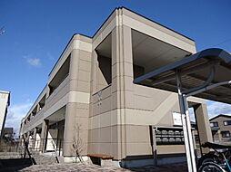 滋賀県米原市宇賀野の賃貸マンションの外観