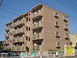 市川グリーンタウン美寿見[3階]の外観