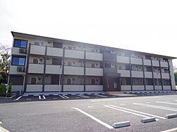 グランドゥールV B棟[3階]の外観