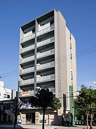 大阪府大阪市天王寺区真法院町の賃貸マンションの外観